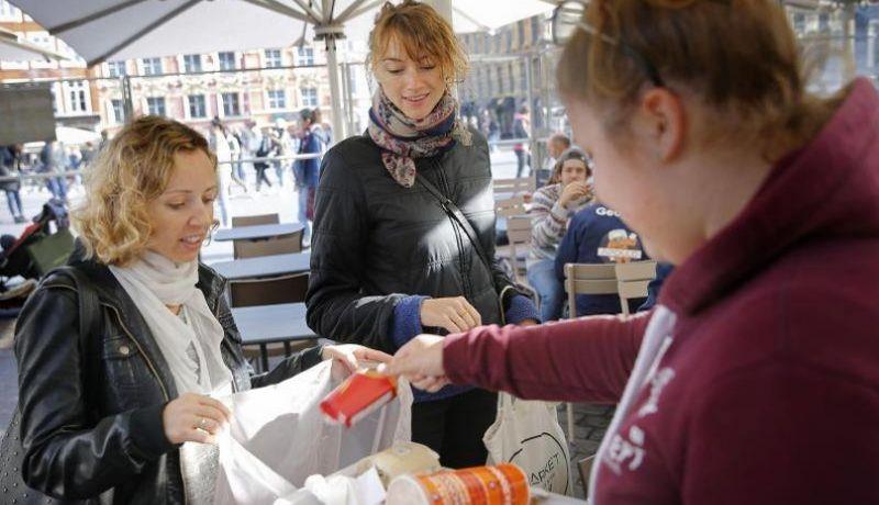ZeroWaste France campagne fast food