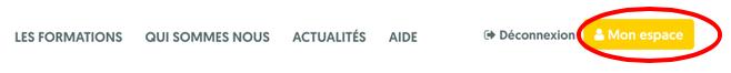 Tableau de bord Université colibris