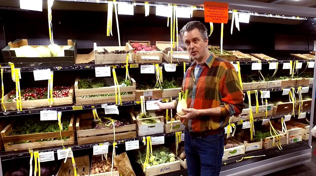 Ressource du parcours - Reportage La Louve supermarché coopératif et participatif